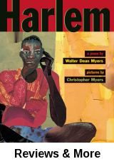 Harlem : a poem / by Walter Dean Myers ; pictures by Christopher Myers.