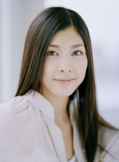 Takeuchi Yuko, actress
