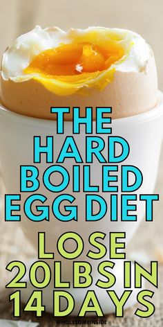 Did you know that you can lose 20 lbs in just 14 days time? With the hard boiled egg diet, you can shed the weight quickly! Lose weight fast! Boiled Egg Diet, Lose 20 Pounds, Hard Boiled, Healthy Baking, How To Lose Weight Fast, Eggs, Lost, Dinner, Beauty