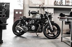 '79 Honda CB750K – Faisal Malik
