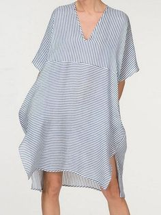 Buy Summer Dresses For Women at JustFashionNow. Online Shopping V neck Women Striped Summer Dress Mini Dress, The Best Daytime Summer Dresses. Discover unique designers fashion at JustFashionNow.com.
