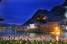 """""""أماسيا"""" التركية.. طبيعة ساحرة تطمع بجذب السياح القطريين"""