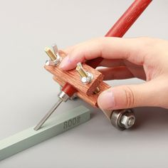 Trabajos en madera grabado cuchillo sacapuntas sacapuntas pequeña herramienta cuchillo de Pedicura cuchillo de Apex