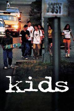 Kids Harmony Korine, Great Films, Good Movies, Movie List, Movie Tv, 1990s Movies, Peliculas Online Hd, Freckle Face, Tv Series Online