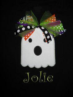 Etsy Ghost Halloween Tshirt