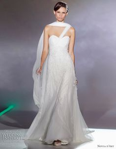 Novia d'Art Wedding Dresses 2012 | Wedding Inspirasi | Page 2