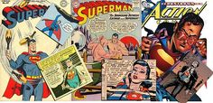 71 Years of the Man of Steel Man Of Steel, The Man, Superman, Comic Books, Comics, Cover, Comic Book, Blankets, Comic