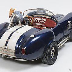 Porsche Shelby Cobra - Guillermo Forchino :: Gift For Men | Presentes para Homens e Meninos