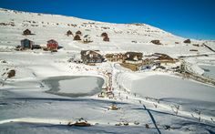 The beauty of Winter... #LoveLesotho www.afriski.net Photo by: Shawn Van Zyl