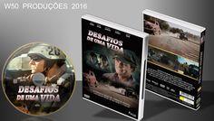 Desafios De Uma Vida - DVD1 - ➨ Vitrine - Galeria De Capas - MundoNet | Capas & Labels Customizados