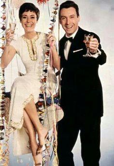 Peter Alexander  mit Caterina Valente