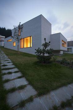 Rodinný dům Zlín - Lazy; Pavel Míček Architects