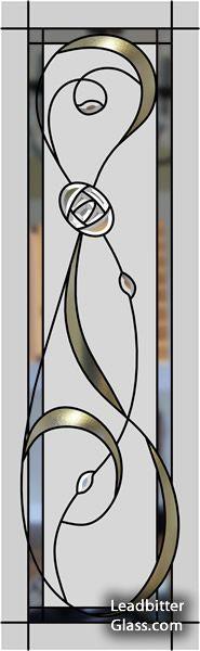 Charles Rennie Mackintosh glass
