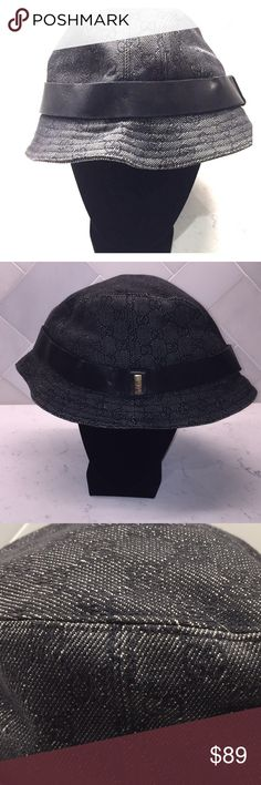 0ee961050303d Look to pics for condition and ask any questions. Great price for Gucci!  Bundle to save or make me an offer😍 Gucci Accessories Hats