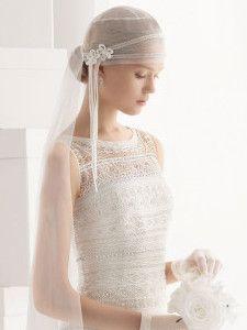 {Look de mariée} 10 voiles trop jolis - Voile Cerdena Rosa Clara