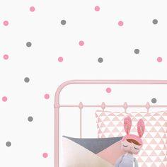 Vinilo infantil Topos. Ideas decoración habitación niñas infantil y bebe. Desde 18€ / $19 #habitacion #habitaciones #infantil #infantiles #bebe #ideas #decoracion #pared #vinilo #vinilos #decorativos #vinilosdecorativos #habitacioninfantil #habitacionesinfantiles #habitacionbebe #habitacionesbebe #vinilosdecorativos #vinilosinfantiles #decoracioninfantil #decoracionbebe #niña #niñas #vinilotopos #toposvinilo