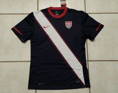 NWT Authentic NIKE USA National Team 2010  Soccer Jersey Men's Large #Nike #USA
