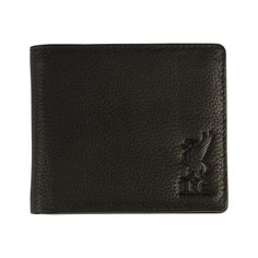 LFC Black Leather Wallet, £20 http://store.liverpoolfc.com/lfc-black-leather-wallet/