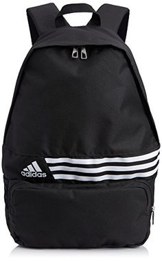 Adidas DER BP M 3S Backpack Bookbag in BLACKWHITE G74344 ** Find out more about the great product at the image link.