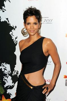 Halle Berry … More