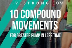 10 Compound Moves for Greater Pump in Less Time #trainwheretheprostrain #fitness  #beastmode