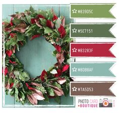image credit ★ better homes and gardens  via Photo Card Boutique by Angie