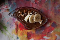 Edu's Pantry: Mousse de Chocolate de Batata-Doce (sem Lactose, Açúcar refinado ou Ovos) Vegan