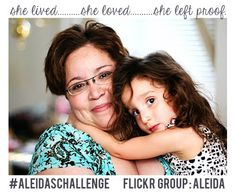 ALEIDA'S CHALLENGE | Take a photo of yourself with your kids once each month in 2013.  Read the inspiring story here.