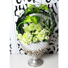 QHY-51 Customized Artificial Flower Arrangement