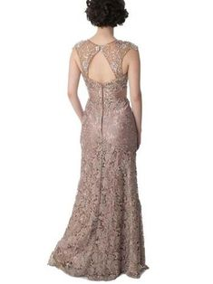 38 Stylish Evening Gowns Backless Ideas For Classy Women - There will be events where you are required to show up with a formal look. On the off chance that you need a serious appearance for a celebrity main s. Vintage Inspired Outfits, Vintage Outfits, Dinner Gowns, Banquet Dresses, Party Frocks, Lace Evening Gowns, Backless Prom Dresses, Formal Looks, African Fashion Dresses