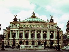 Paris Opera House. The Paris Opera House is thought to be one of the greatest pieces of architecture of its period. Located on the northern part of Avenue De l'Opera in the 9e arrondisement , it was founded in 1669 by King Louis XIV.                                                                                                                                                                                 More