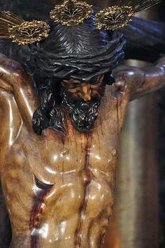 Cristo deñ Amor.Parroquia del Salvador