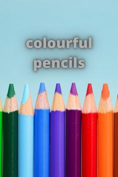 Angličtina pre vás Colored Pencils, Art Supplies, Colouring Pencils, Crayons
