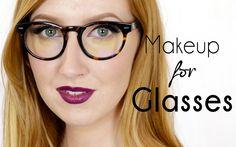 Tip-tip Makeup untuk yang berkaca mata