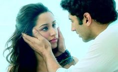 Still of Aditya Roy Kapoor and Shraddha Kapoor in Aashiqui 2 (2013)