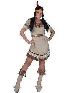 Pocahontas Costume for running movie 5K