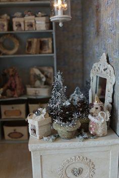Potpourri - Atelier Art Miniature Renate Stettler
