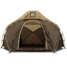 Hercules Winter Tent Floorless with Wood Stove Vent Hercules Winter Tent Floorless with Wood Stove Vent – Luxe Hiking Gear Camping Cot, Camping Hacks, Kayak Camping, Camping Stuff, Camping Essentials, Duluth Camping, Winter Camping Gear, Luxury Camping Tents, Camping Storage