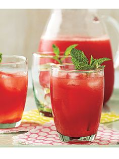 10 Delicious Non-Alcoholic Drink Recipes: How refreshing!!
