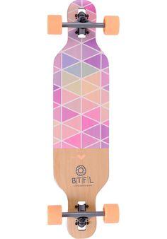BTFL-Longboards Lucy-II - titus-shop.com #LongboardComplete #Skateboard #titus…