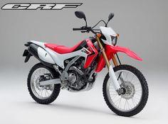 Honda CRF250L | Página Web Oficial Honda Motocicletas | Montesa Honda S.A, España