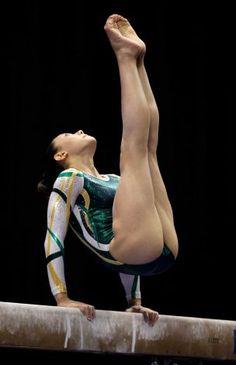 Kyla Ross!   I love gymnastics