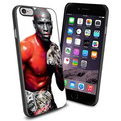 Floyd Mayweather the Champion, Boxing, Boxer, Cool iPhone 6 Smartphone Case Cover Collector iPhone TPU Rubber Case Black 9nayCover http://www.amazon.com/dp/B00UKS5HMS/ref=cm_sw_r_pi_dp_sossvb0MHSSZ4