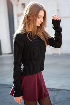 Skirt . Jumper
