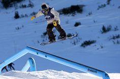 American Snowboarder Wins First Gold of Games: Sage Kotsenburg