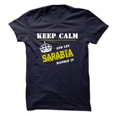 For more details, please follow this link http://www.sunfrogshirts.com/Let-SARABIA-Handle-it.html?8542
