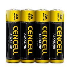 High Capacity AA Dry Battery (AA/LR6/AM3)