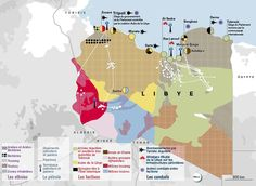 """En #Libye, une guerre civile autour du pétrole Notre infographie: http://www.lejdd.fr/International/Afrique/Libye-la-guerre-civile-autour-du-petrole … """""""