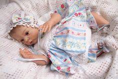 Cute Reborn Baby Livia By Gudrun Legler From Rebornland