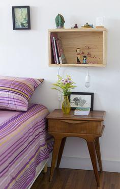 bedside furniture #decor #bedrooms #quartos